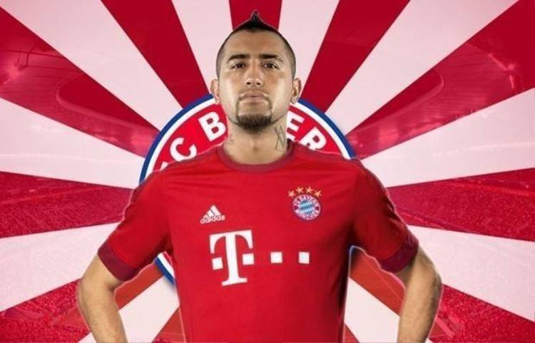 Chuyển nhượng 20/7: Vidal cam kết gia nhập Bayern Munich
