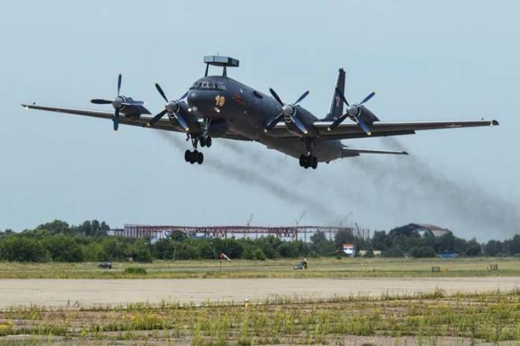 Những máy bay đáng gờm của hàng không Hải quân Nga