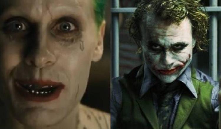 Sự khác biệt của Joker  Jared Leto với những phiên bản cũ