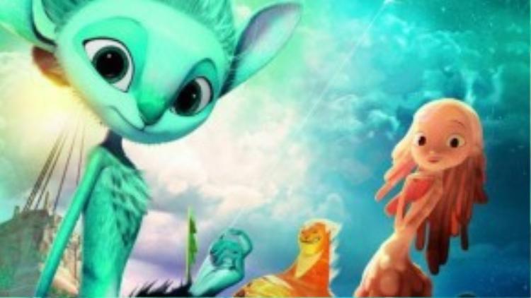 """""""Mune - Chiến binh mặt trăng"""" là bộ phim hoạt hình do hai đạo diễn Alexandre Heboyan và Benoit Philippon thực hiện. Alexandre Heboyan được biết đến là người tham gia tạo hình nhân vật cho các bộ phim hoạt hình nổi tiếng như """"Kung Fu Panda"""", """"Monster vs Aliens"""". Còn Benoit Philippon nổi tiếng với những hiệu ứng kỹ xảo cho các phim bom tấn như """"Minions"""", hai phần """"Despicable Me"""" và """"The Lorax""""…"""