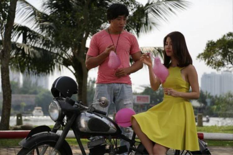 Ê-kíp 'Kung Fu Phở' tung MV nhạc phim mới