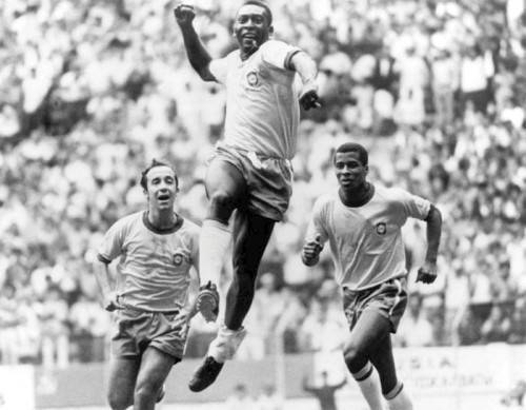 Những bộ ba huyền thoại của bóng đá thế giới