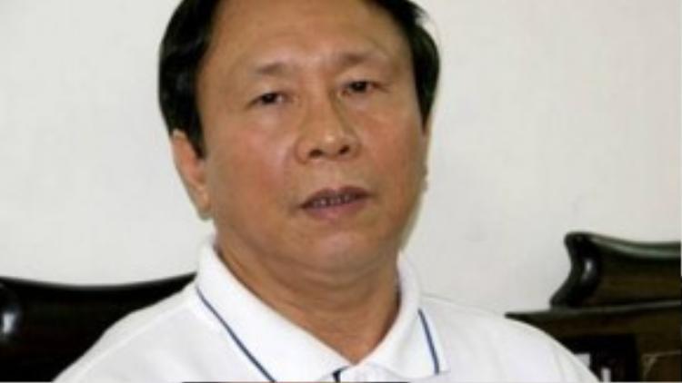 Nhà báo, nhà thơ Dương Kỳ Anh.
