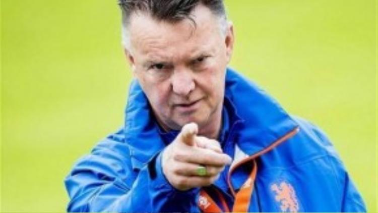 Liệu Louis Van Gaal có phải nguyên nhân chính khiến MU không có được chữ ký Pedro?