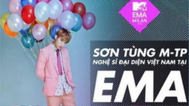 MTV Việt Nam xác nhận Sơn Tùng M-TP chiến thắng vòng bình chọn trong nước.