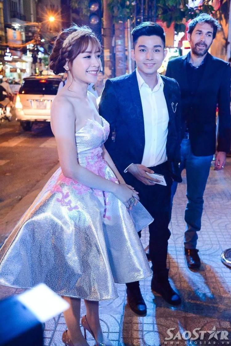 Chi Pu, Jun (365) xuất hiện như công chúa  hoàng tử trong sự kiện