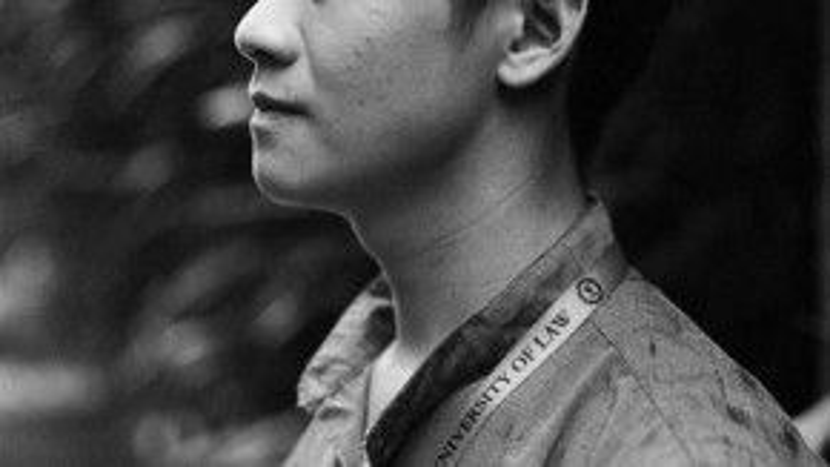 Nguyễn Ngọc Sơn, sinh năm 1994, hiện là sinh viên trường Đại học Luật TP.HCM.