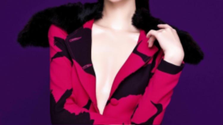 Sắp tới đây, Khánh My sẽ tham dự tuần lễ thời trang London với những bộ cánh bắt mắt nằm trong bộ sưu tập mới nhất của thương hiệu Vietinio của nhà thiết kế Việt Quang Nguyễn.