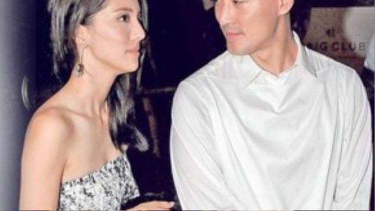 """Cưng chiềubạn gái, Lâm Phong khiến bố mẹ lo lắng anh bị """"đào mỏ""""."""