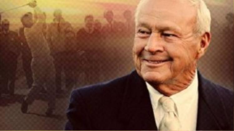 Huyền thoại làng golf Arnold Palmer năm nay 85 tuổi nhưng vẫn kiếm được 42 triệu USD trong năm 2014.