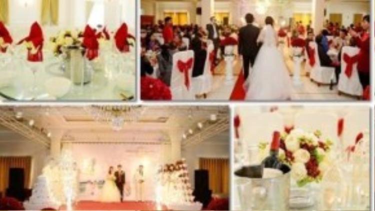 Nhữngđám cưới với mục đích chia sẻ niềm vui và những lời chúc phúc thực sự đãdần biến mất và thay thế bằng những bữa tiệc mangnặngtính hình thức, xem trọng những mối quan hệ xã giao. (Ảnh chỉ mang tính chất minh họa)