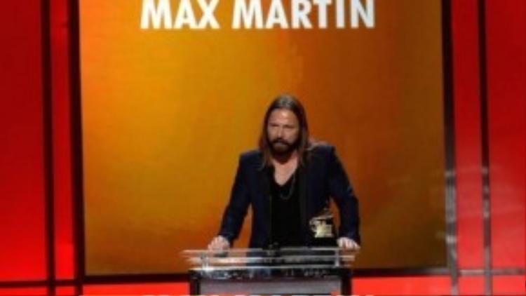 """""""Ông hoàng"""" của những bản hit - Max Martin."""