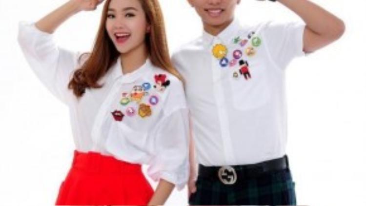 Nhờ tài năng khiêu vũ của Phan Hiển kết hợp cùng khả năng ăn nói khéo léo của Minh Hằng, cặp đôi này đã chiêu mộ được nhiều thí sinh vô cùng tài năng.