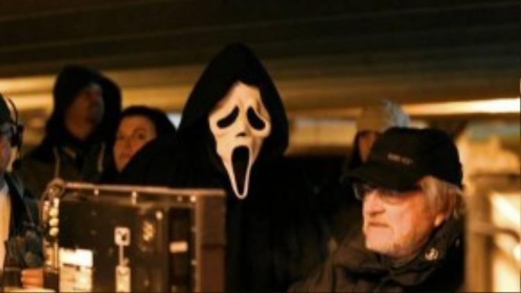"""Bộ phim dài cuối cùng Wes Craven làm đạo diễn là """"Scream 4"""" hồi 2011."""