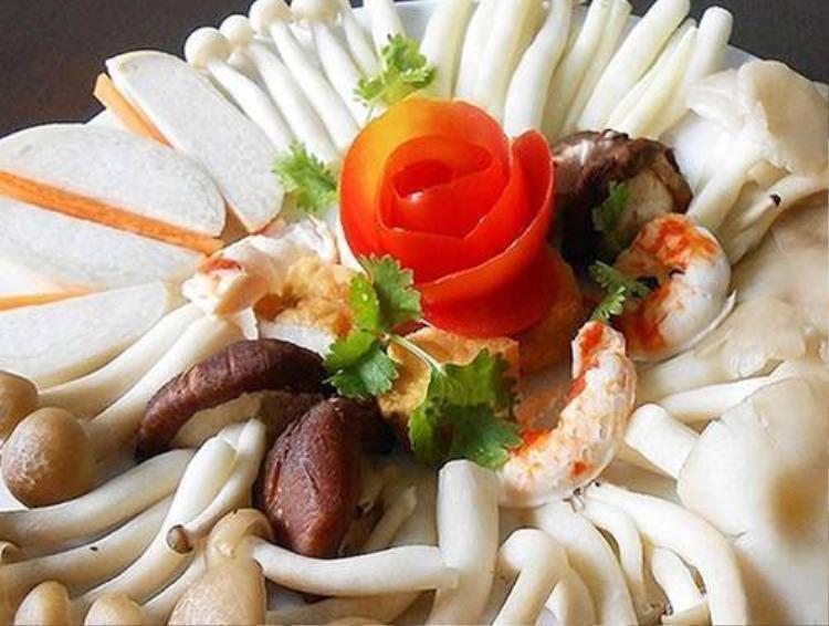 Ăn chay mùa Vu Lan tại thành phố đáng sống nhất Việt Nam