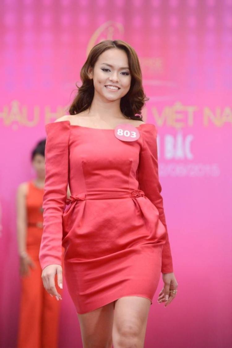 Mai Phương Thúy là giám khảo cuối cùng của Hoa hậu Hoàn vũ 2015