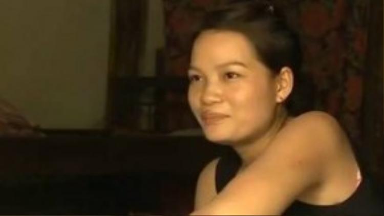 Chị Văn làm nghề bán rau bị dụ dỗ tham gia bán hàng đa cấp.
