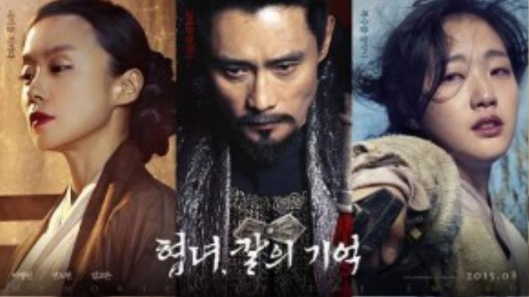 """""""Memories of the Sword"""" dự kiến khởi chiếu từ 18/9."""
