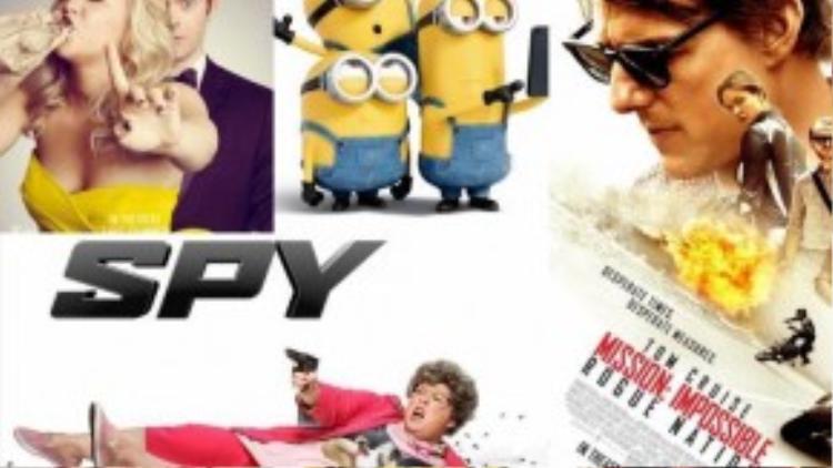 Việc phát hành thêm phần tiếp theo cho những bộ phim này là điều nên làm.
