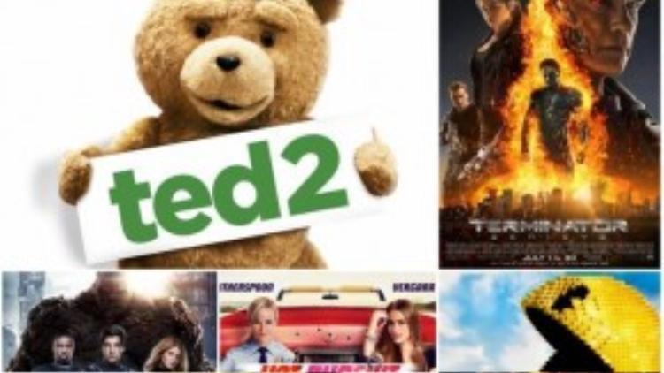 Mặc dù tiêu chuẩn thưởng thức phim hè thường không quá cao, nhưng nhiều hãng phim vẫn phải chịu lỗ vì sự đầu tư hời hợt.
