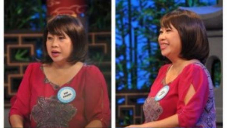 """""""Quý bà sữa chua""""với những cảm xúc khác nhau thi tham gia chương trình"""
