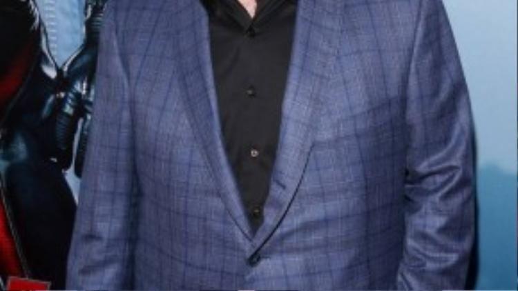 """Kevin Feige trong buổi lễ ra mắt bộ phim mới nhất thuộc Vũ trụ điện ảnh Marvel - """"Ant-Man"""" (Người Kiến)."""