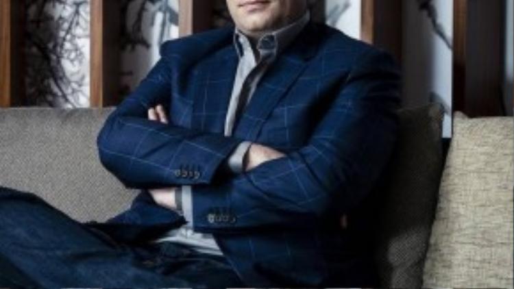 Kevin Feige - Người đàn ông quyền lực nắm giữ số phận của cả Vũ trụ điện ảnh Marvel.