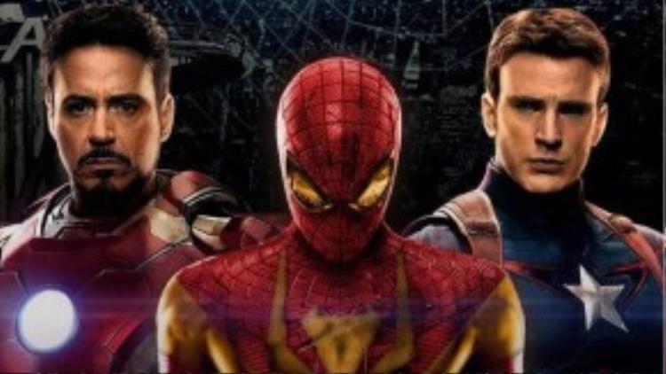 """Bản quyền làm phim về nhân vật Spider-man được bán cho Sony trong thời kỳ Marvel gặp khó khăn về tài chính. Điều này từng khiến cộng đồng fan """"khóc hận"""" vì bản thân Người Nhện vốn thuộc đội Avengers nhưng """"vô duyên"""" góp mặt trong phim. Tuy nhiên, Kevin Feige đã hiện thực hóa khát khao của người hâm mộ nhờ một đàm phán nhượng bộ và hỗ trợ lớn dành cho Sony, đổi lại bằng việc Spider-man được xuất hiện trong Marvel Cinematic Universe mà mở màn là """"Civil War"""" 2016."""