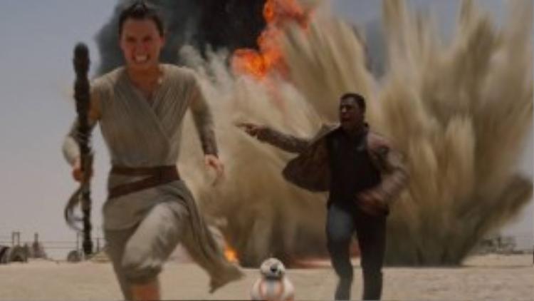 Nhà sản xuất khẳng định Star Wars phần 7 có thể cán mốc 2 tỉ USD.
