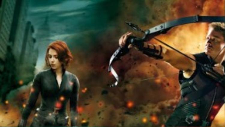 Cặp đôi này không còn phối hợp ăn ý với nhau trong phần 3 của Captain America.