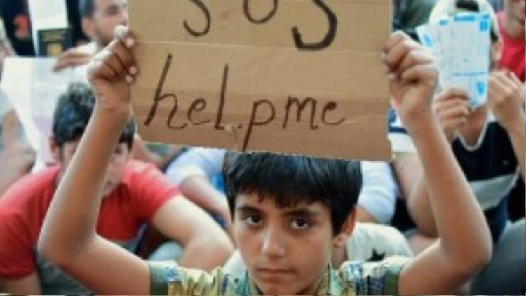 """""""Chính phủ Áo và Hungary cho phép những người tị nạn không có giấy tờ tùy thân lên tàu đến Đức vào ngày hôm qua, nhưng hiện tại số lượng người nhập cư quá đông nên chúng tôi chỉ làm đúng theo quy tắc của EU mà thôi"""", phát ngôn viên của chính phủ Hungary, ông Zoltan Kovacs nói."""