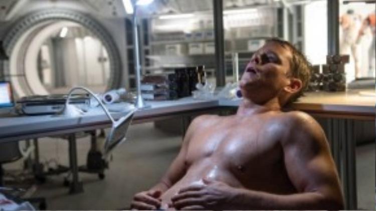 Bộ phim sẽ cho khán giả cái nhìn sâu hơn về cuộc sống khó khăn của các phi hành gia khi họ phải đối mặt giữa sự sống và cái chết.