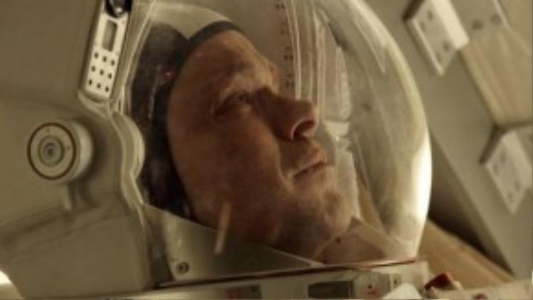 Matt Damon luôn lựa chọn những kịch bản chất lượng.