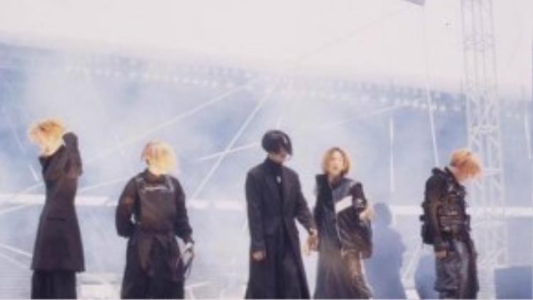 Hình ảnh trên sân khấu mãi còn trong lòng người hâm mộ của H.O.T