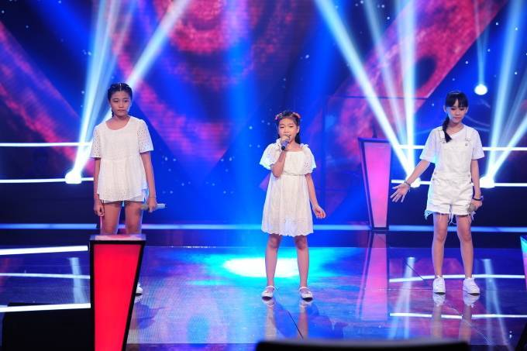 Hot boy Gia Khiêm bị loại, Nhã Thy, Công Quốc bước vào vòng liveshow Giọng hát Việt nhí