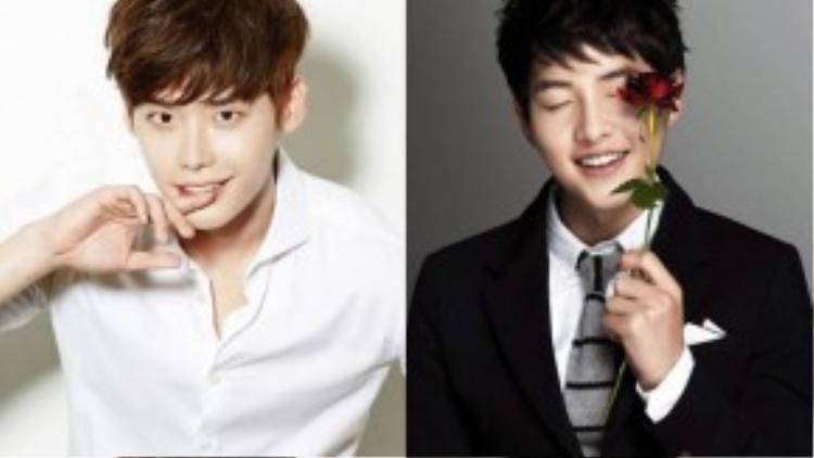 Song Joong Ki và Lee Jong Suk kiếm ít nhất 60 triệu won (tương đương 50,000 USD) cho mỗi tập phim truyền hình.
