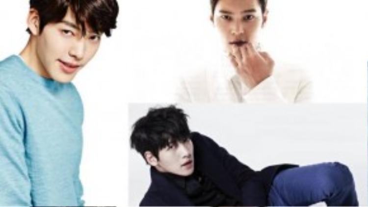 Nhóm diễn viên này là những ngôi sao mới nổi của làn sóng Hallyu.