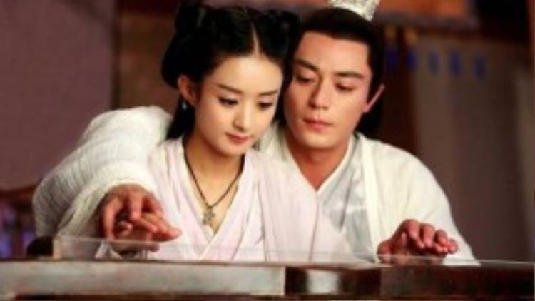 Triệu Lệ Dĩnh và Hoắc Kiến Hoa phủ nhận tin đồn hẹn hò.