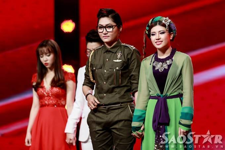 The Voice 2015: Đức Phúc, Hoàng Dũng, Yến Lê, Tố Ny vào chung kết!