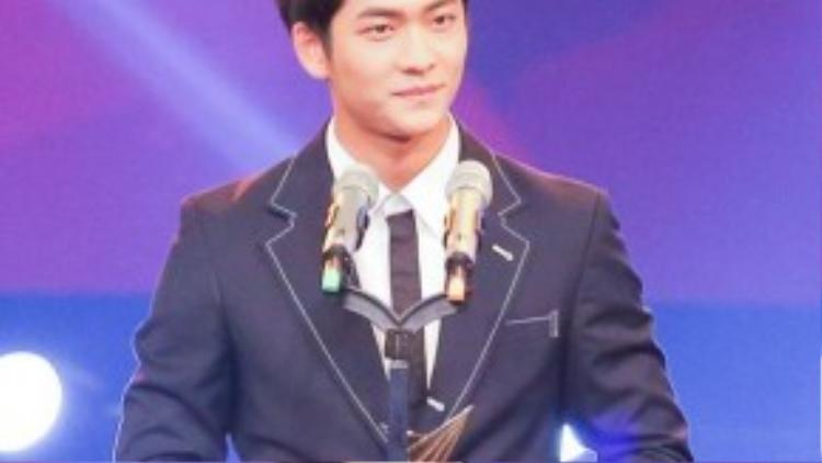 Gương mặt diễn viên nam ấn tượng Kang Tae Oh.