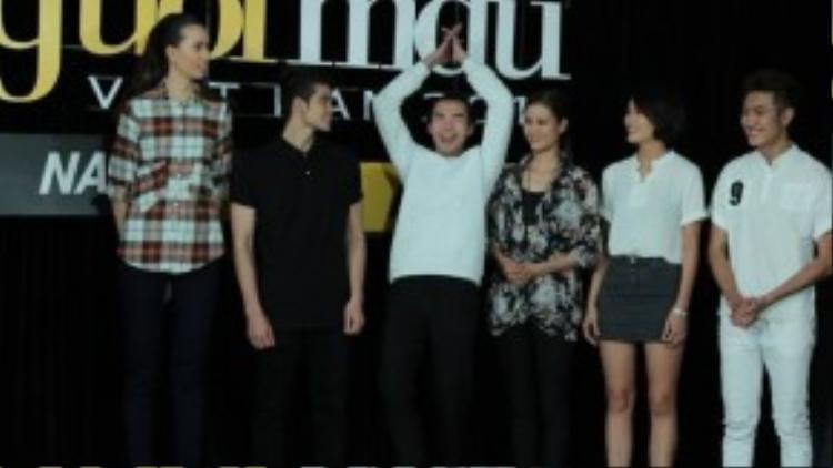 Thành An là thí sinh có phần trình diễn ấn tượng nhất và giành chiến thắng trong thử thách này.