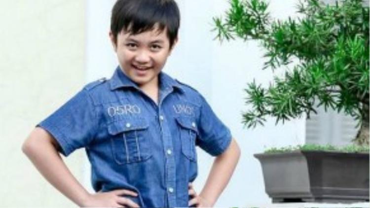 Thí sinh Nguyễn Trương Thế Thanh.