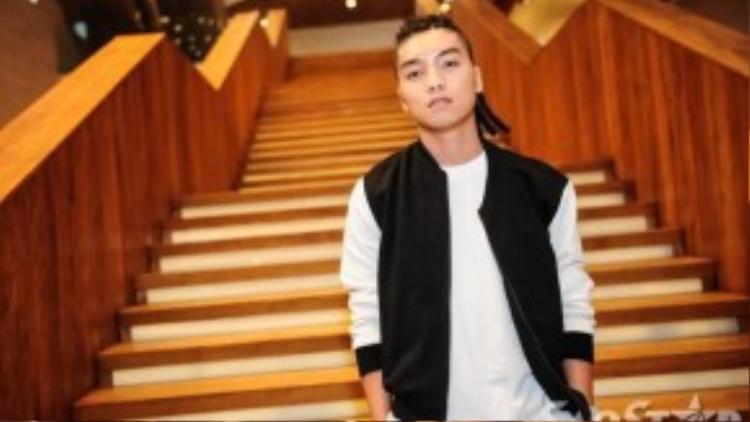Diễn viên - VJ Ngọc Trai. Anh mong vai diễn sắp tới sẽ giúp mình tạo thêm cột mốc mới trong sự nghiệp hoạt động nghệ thuật.