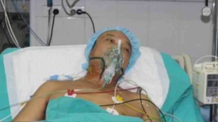 Bệnh nhân ghép gan hồi phục tốt, đã có thể ăn uống bằng đường miệng
