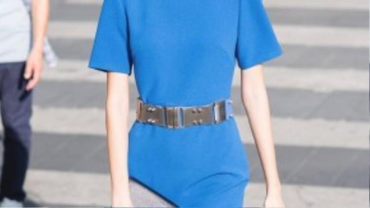 """Được ví như """"Kate Moss"""" của Việt Nam, sau cuộc thi Vietnam Next Top Models 2011, Thùy Dương TyhD đã có nhiều hoạt động nhằm phát triển hình ảnh người mẫu chuyên nghiệp của mình."""