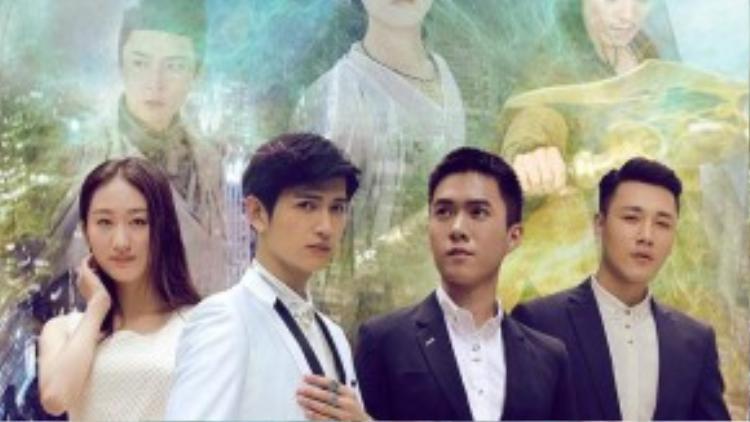 Poster của Hoa Thiên Cốt ngoại truyện