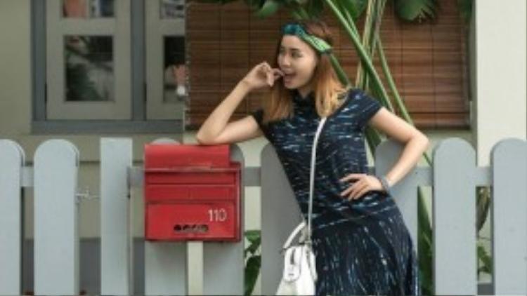 Hiện tại, Ninh Dương Lan Ngọc đang dồn sức chuẩn bị cho vai diễn Cám trong bộ phim điện ảnh Tấm Cám: Chuyện chưa kể cùng Ngô Thanh Vân và nhóm 365.