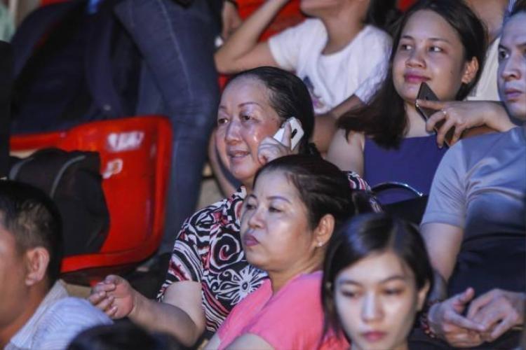 Sức nóng của Giọng hát Việt trên hàng ghế khán giả