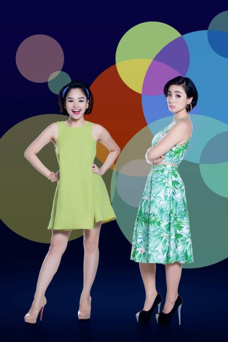 Miu Lê và Miko Lan Trinh hóa những mảnh ghép cảm xúc