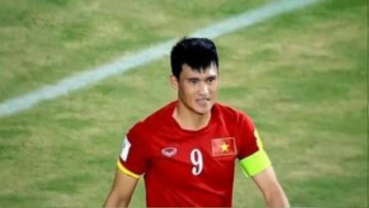 Công Vinh là dấu ấn hiếm hoi của tuyển Việt Nam trước Đài Loan.